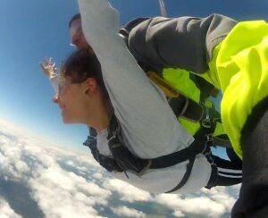 Тандем прыжок с инструкторм